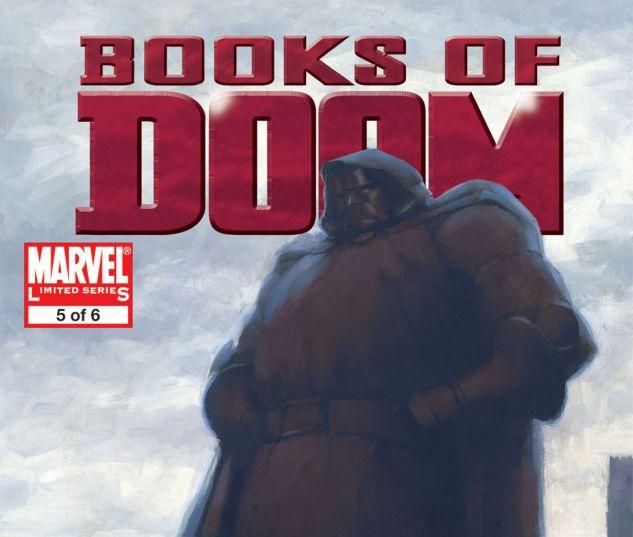 Books of Doom (2005) #5