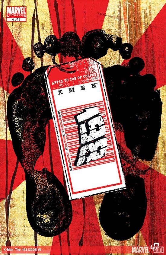 X-Men: The 198 (2006) #4