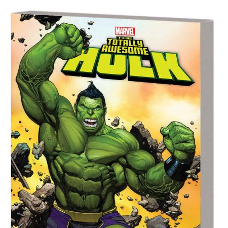 Timely Comics: The Totally Awesome Hulk (2016 - Present)