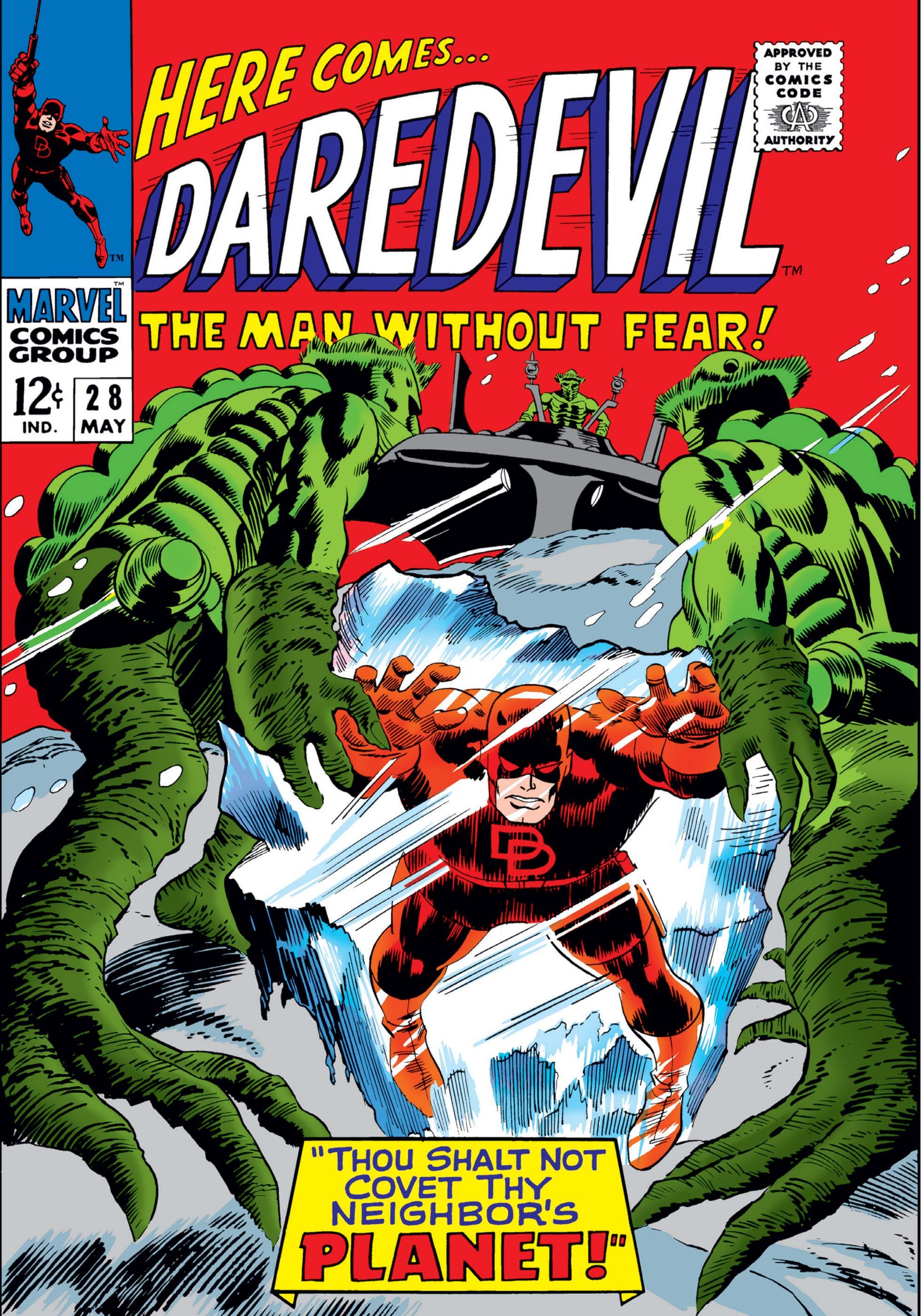 Daredevil (1964) #28