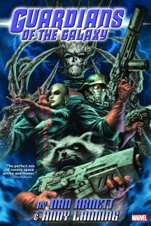 Guardians of the Galaxy by Abnett & Lanning Omnibus (Hardcover)