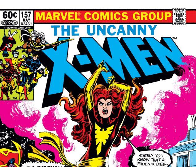 Uncanny X-Men (1963) #157
