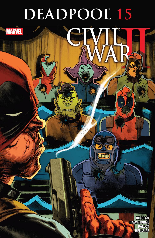 Deadpool (2015) #15