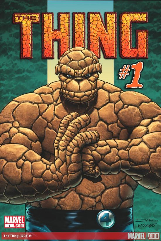The Thing (2005) #1