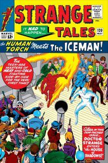 Strange Tales (1951) #120
