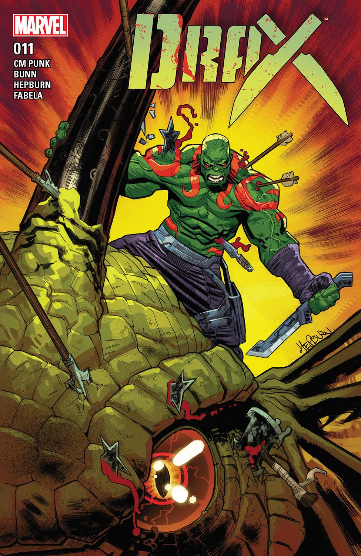 Drax (2015) #11