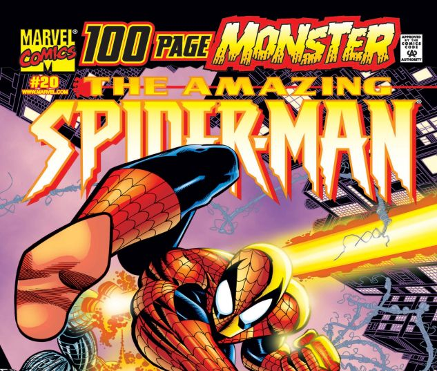 Amazing Spider-Man (1999) #20