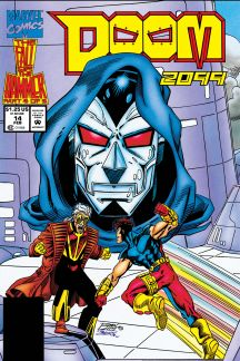 Doom 2099 #14