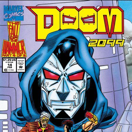 Doom 2099 (1993) #14