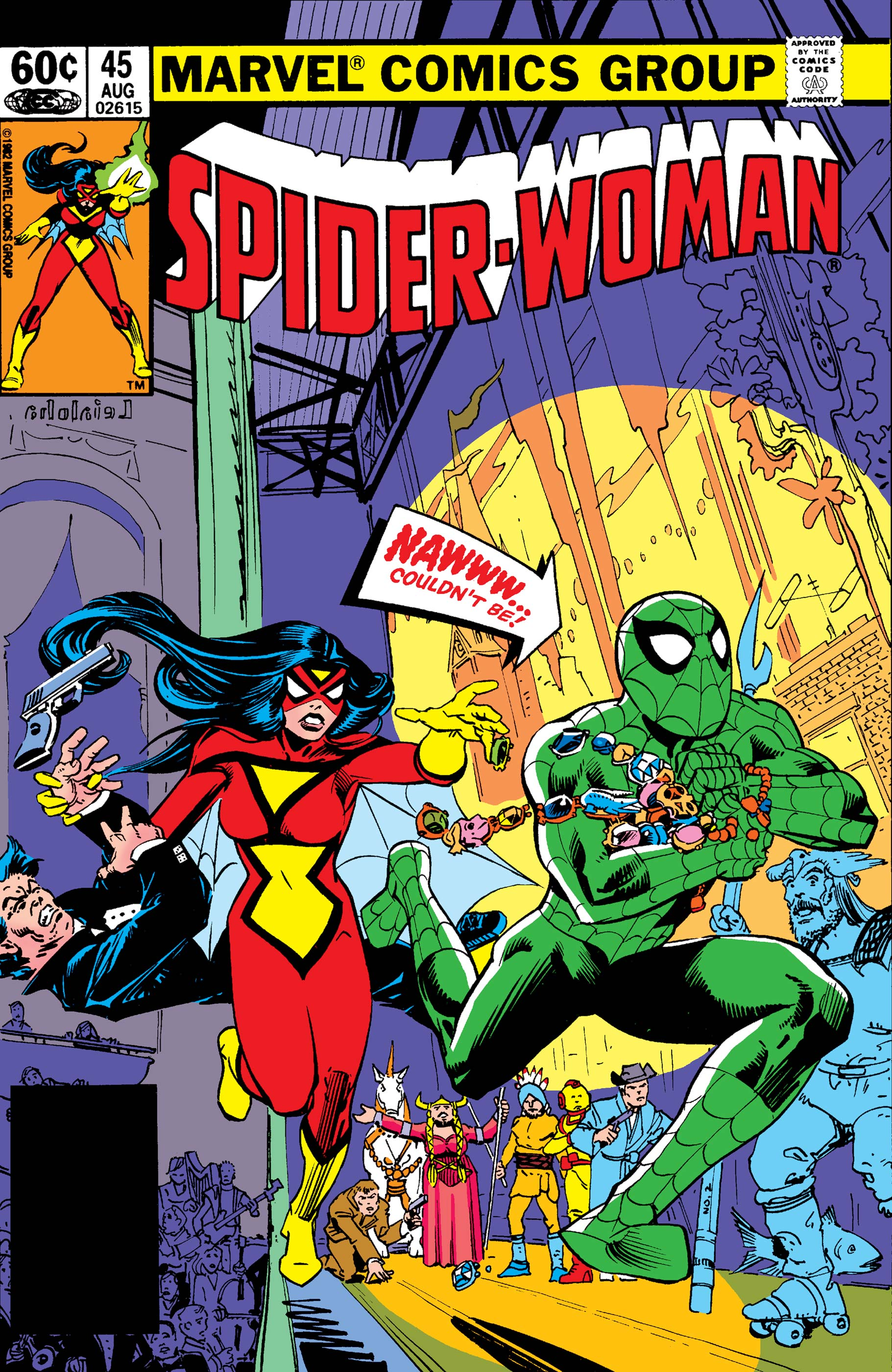 Spider-Woman (1978) #45