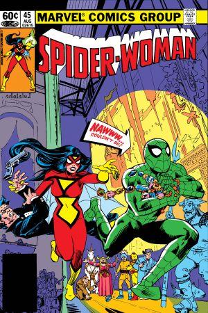 Spider-Woman #45