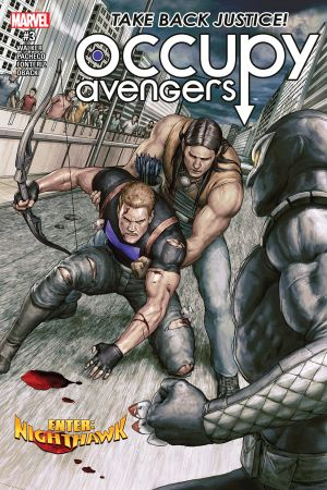 Occupy Avengers #3