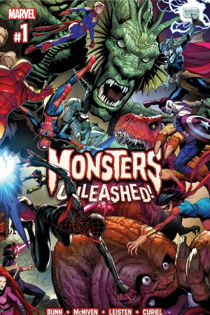 Monsters Unleashed #1