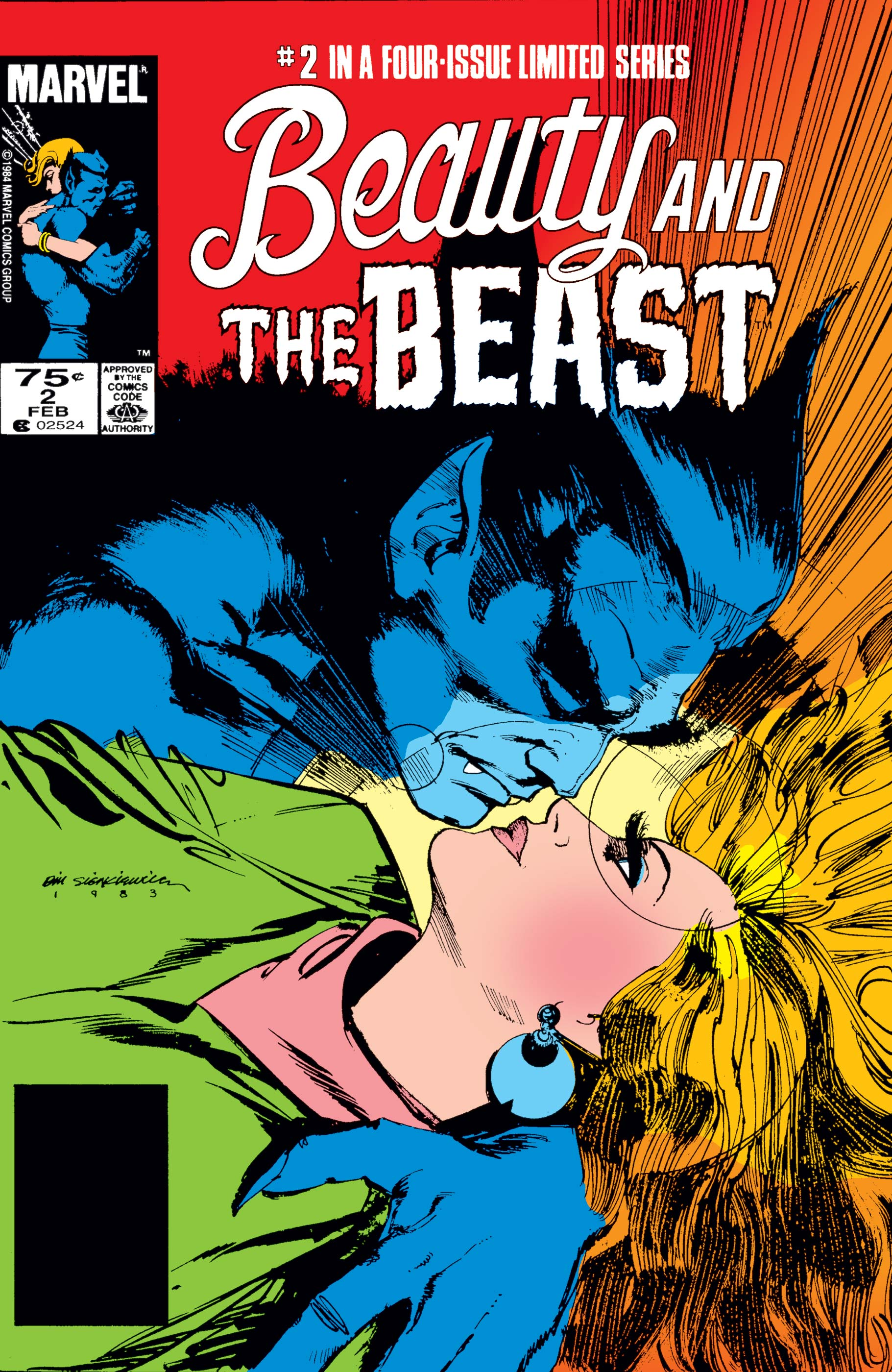 Beauty and the Beast (1985) #2