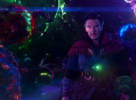 Bring Home Marvel Studios' Doctor Strange