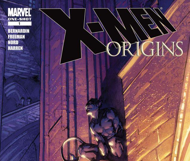X-Men Origins: Nightcrawler (2010) #1