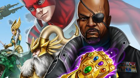 Marvel Minute - Apr 3