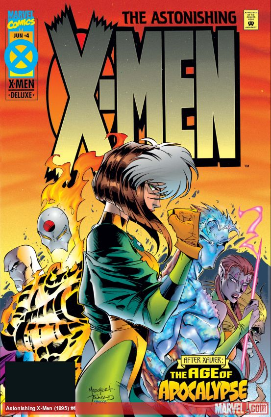Astonishing X-Men (1995) #4
