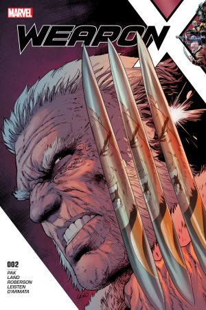 Weapon X (2017) #2