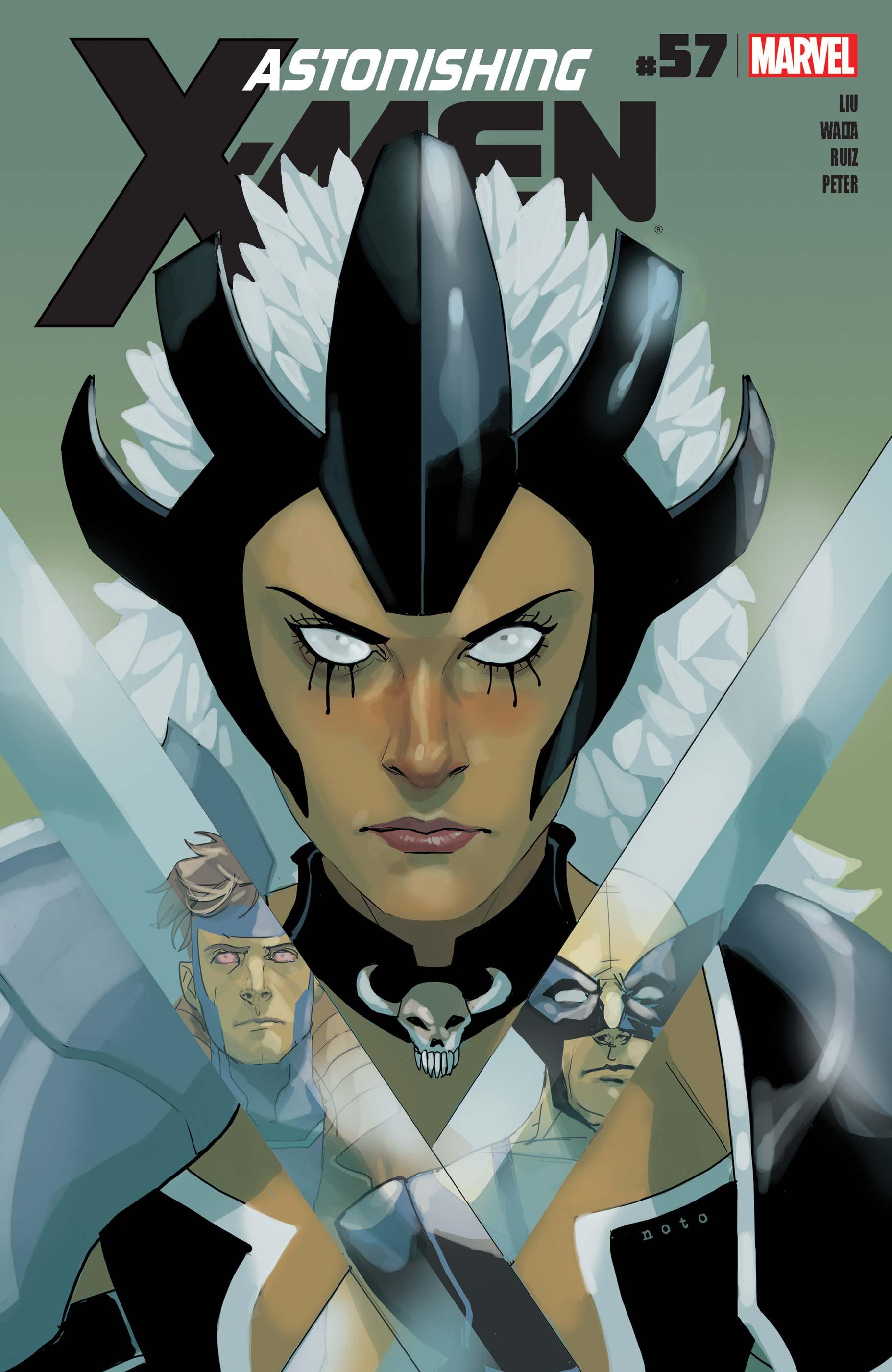 Astonishing X-Men (2004) #57