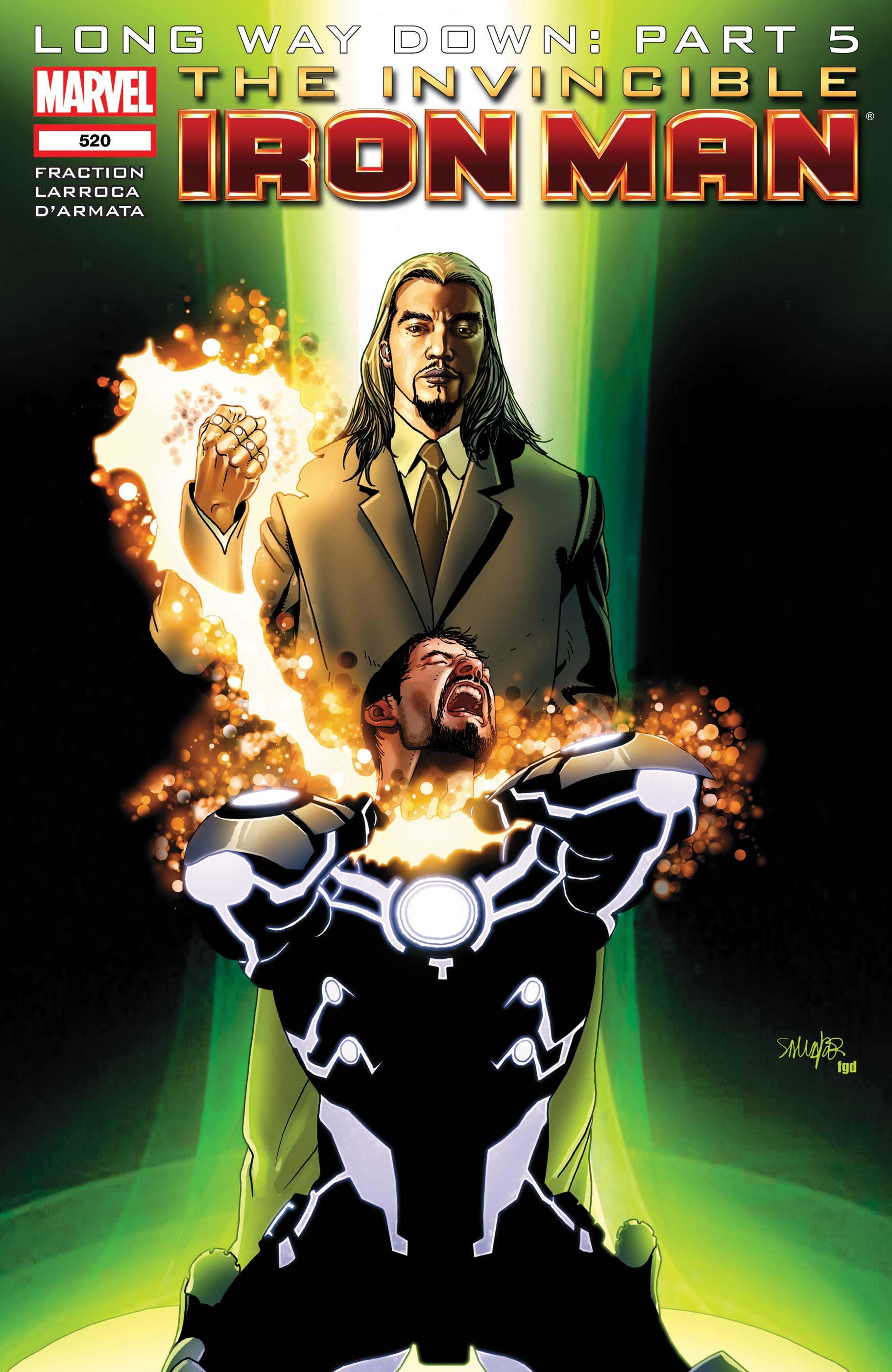 Invincible Iron Man (2008) #520