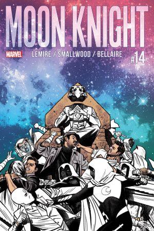 Moon Knight (2016) #14