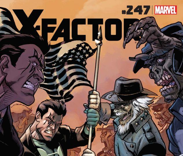 X-FACTOR (2005) #247