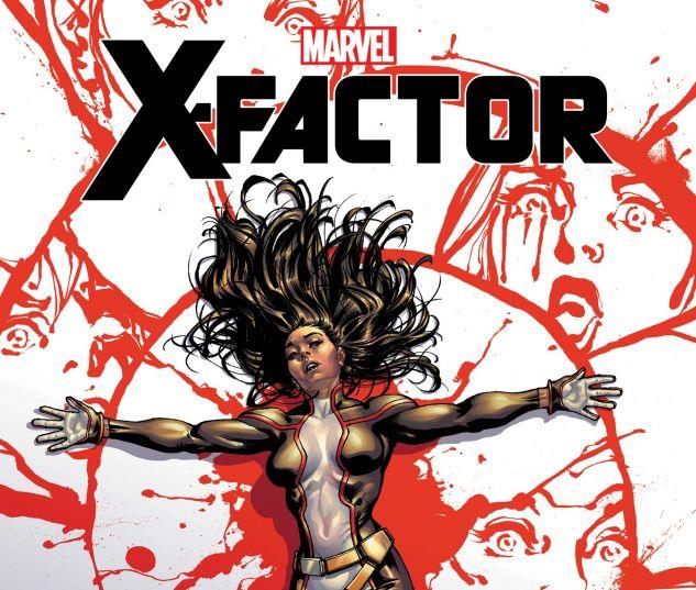 X-Factor (2005) #256