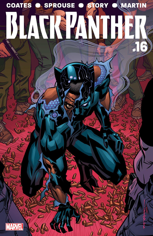 Black Panther (2016) #16