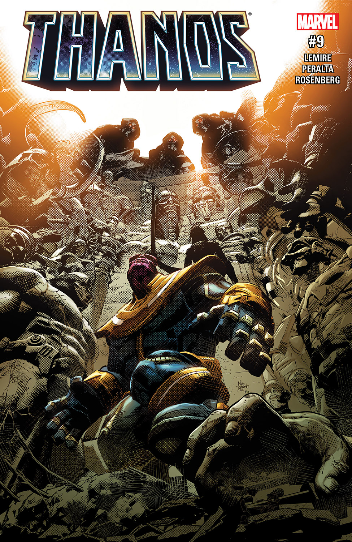 Thanos (2016) #9