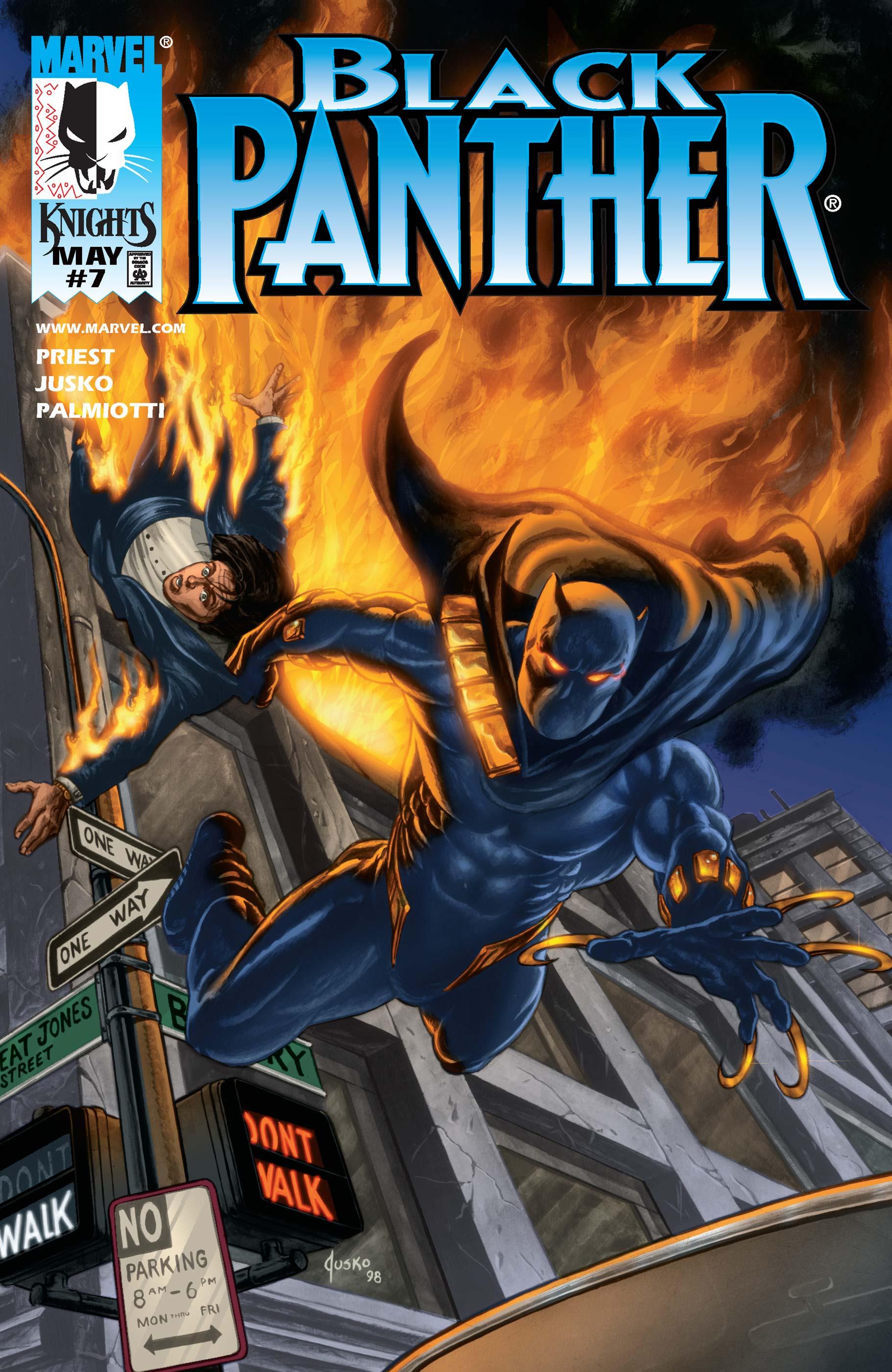 Black Panther (1998) #7