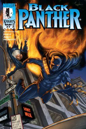 Black Panther #7