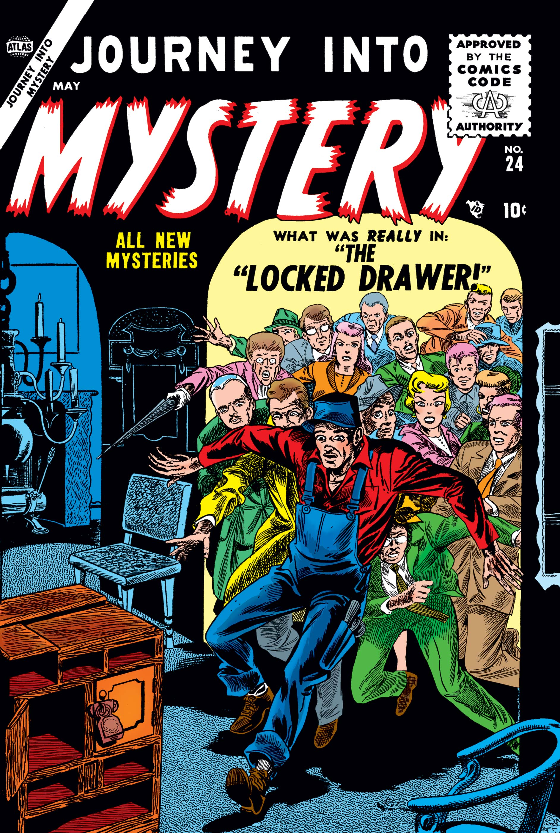 Journey Into Mystery (1952) #24