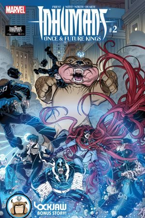 Inhumans: Once and Future Kings #2