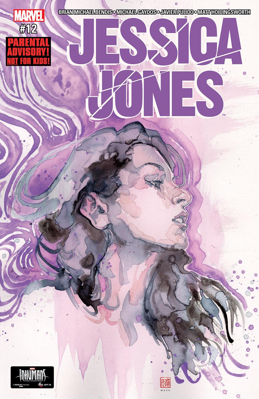 Jessica Jones (2016) #12
