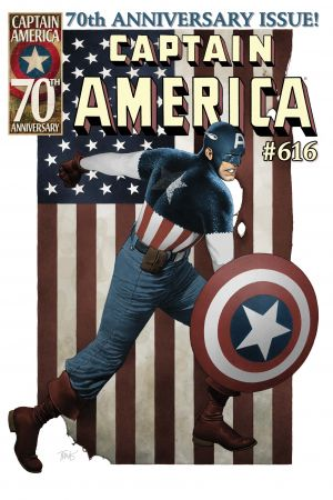 Captain America #616