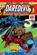 Daredevil (1964) #122 cover