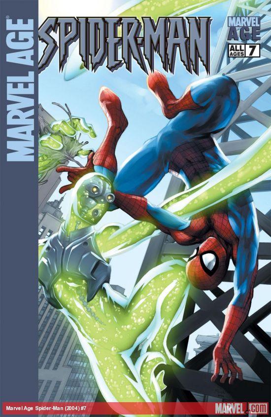Marvel Age Spider-Man (2004) #7
