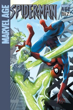 Marvel Age Spider-Man #7