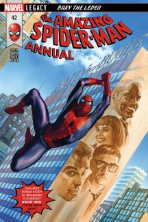 Amazing Spider-Man Annual (2018) #42
