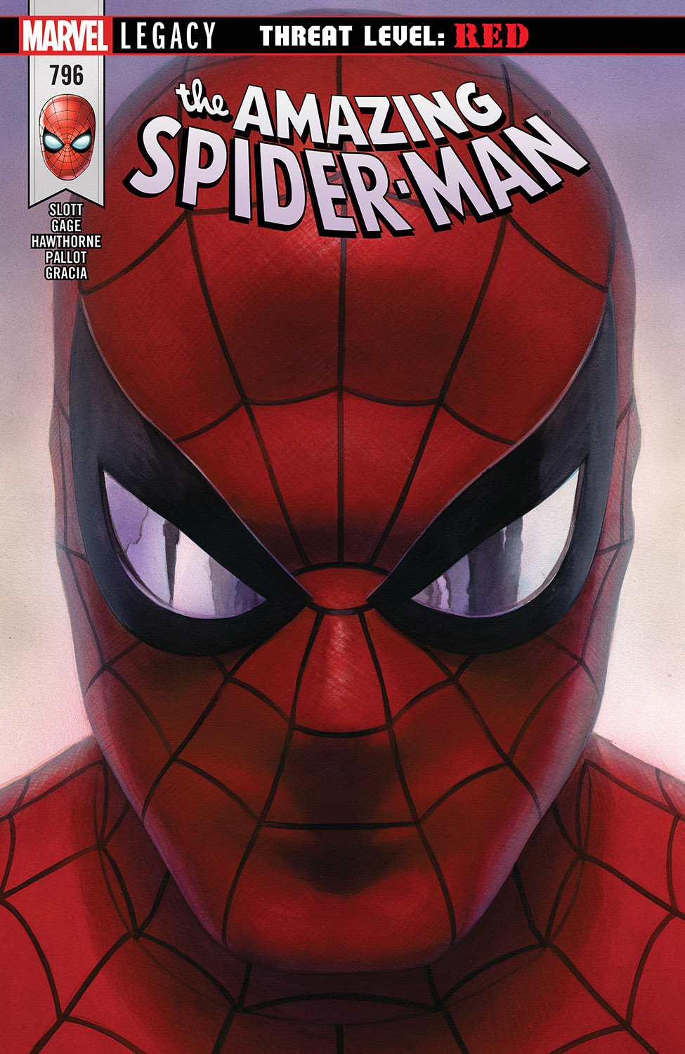 The Amazing Spider-Man (2015) #796