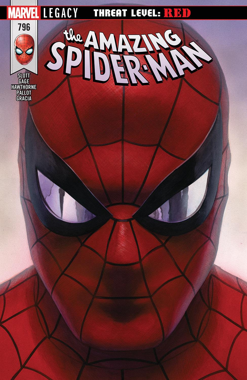 The Amazing Spider-Man (2015) #796