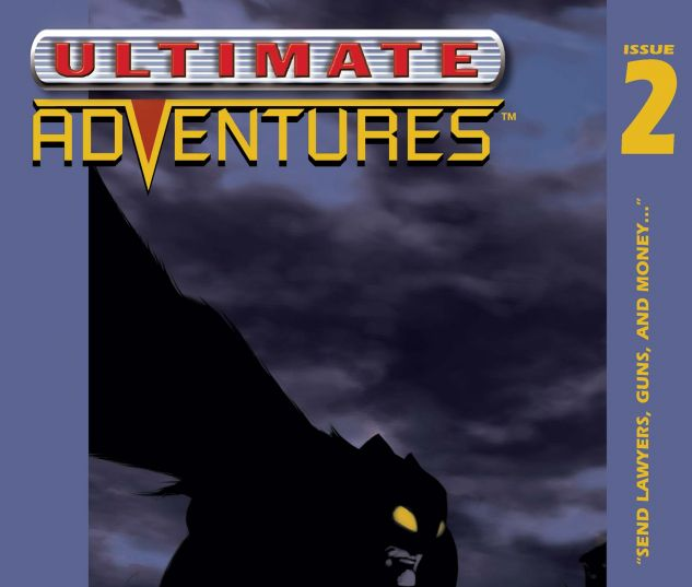 Ultimate Adventures (2002) #2