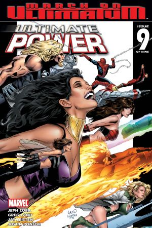 Ultimate Power (2006) #9