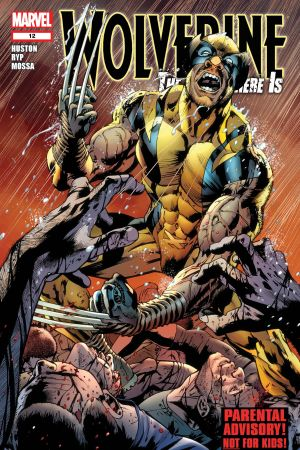 Wolverine: The Best There Is #12