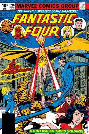 Fantastic Four (1961) #216