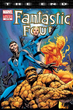Fantastic Four: The End (2006) #6