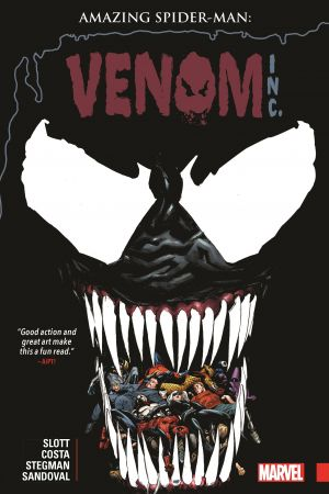 Amazing Spider-Man: Venom Inc. (Trade Paperback)