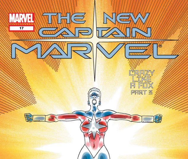 Captain Marvel (2002) #17