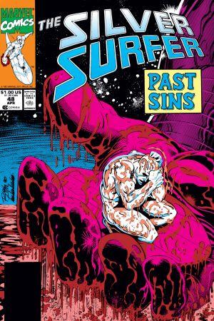 Silver Surfer (1987) #48